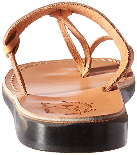 Jerusalem Sandals Men's David Slide Sandal Tan buy sale online cheap 2014 unisex shop offer online ChiZFxR