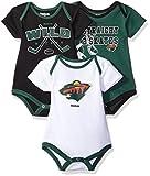 """NHL Newborn Wild """"Hat Trick"""" 3"""