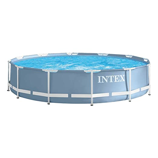 Intex - Piscina desmontable Intex prisma frame 366x76 cm - 6.503 l - 28710NP