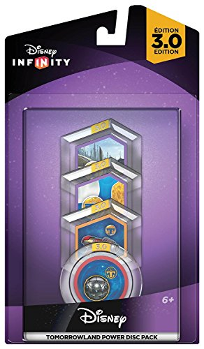 Disney Infinity 3.0 Edition: Tomorrowland Power Disc Pack by Disney Infinity (Image #6)