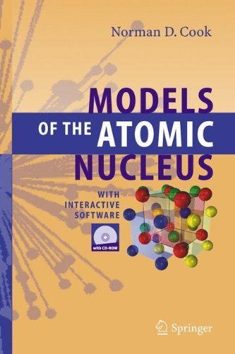 Interactive Atomic Model (Models of the Atomic Nucleus: With Interactive Software by Norman D. Cook (2006-02-10))