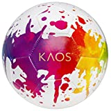 KAOS War Paint Soccer Ball