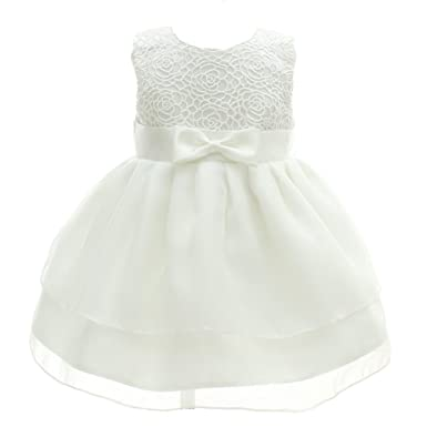 Amazon Moon Kitty Baby Girls Dresses Pageant Bow Formal Dress