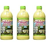 Nellie & Joes: Key West Lime Juice, 16 oz (Pack of 3)