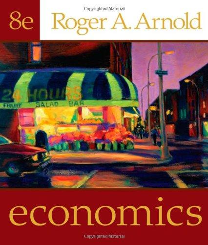 Economics (Available Titles CengageNOW)
