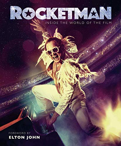 Book cover from Rocketman by Paramount Licensing Ltd.