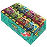 Bazooka Topps Juicy Drop Gum Wallet, 16 Piece