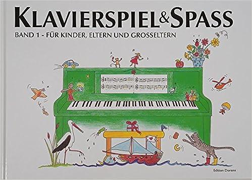 Klavierspiel & Spass von Pernille Holm Kofod hat uns sehr gut gefallen und bietet einen guten Einstieg in die Musik für Kinder