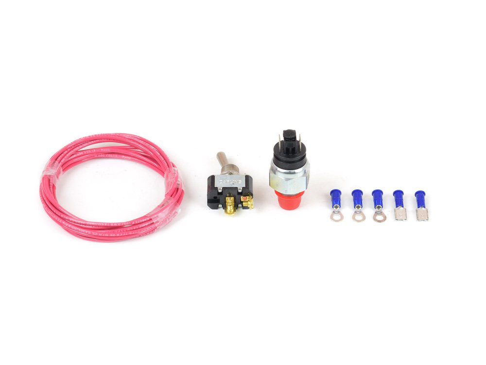 Canton Racing 24-271XK Accusump Pro Version Electric Pressure Control Upgrade Kit (20-25 Psi), 1 Pack