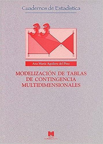 Modelización de tablas de contingencia multidimensionales