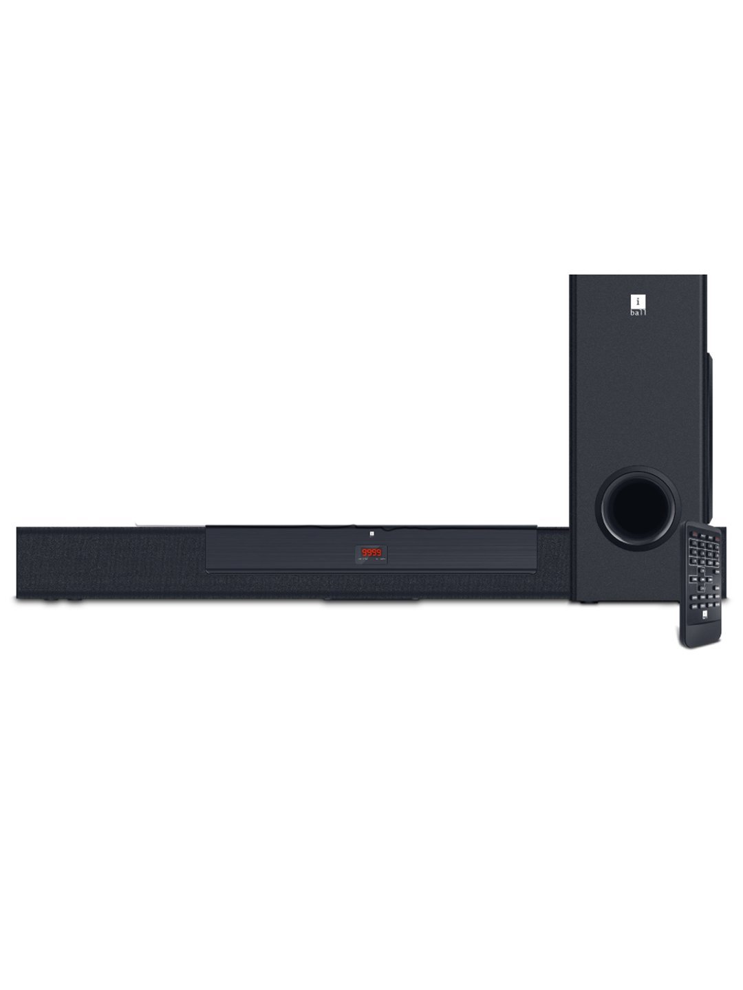 d1c32e4c1e8 Amazon.in: Buy iBall Soundbar-B3 Woofer Online at Low Prices in India    iBall Reviews & Ratings