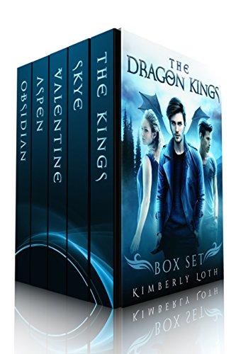 The Dragon Kings Box Set (Fairy Tales For Boys)