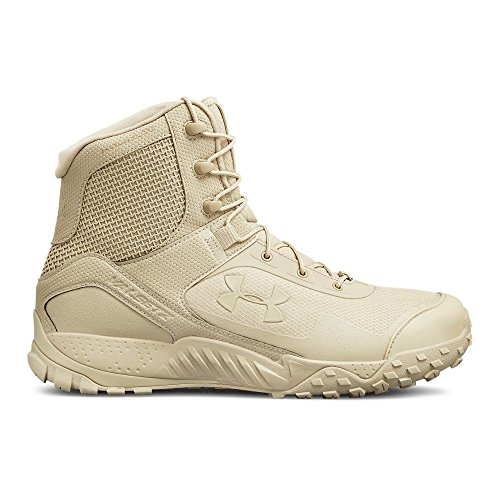 Under Armour Men's Valsetz RTS 1.5 Military and Tactical Boot Ridge Reaper (201)/Desert Sand, 12