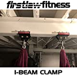 Firstlaw Fitness 1000 LBS I-Beam Clamp