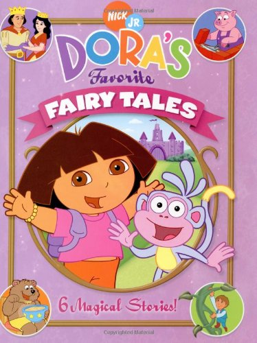 Download Dora's Favorite Fairy Tales pdf epub