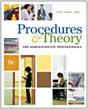 Procedures & Theory for Administrative Professionals (with CD-ROM) (Administrative Support Concepts)