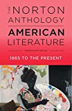 2: The Norton Anthology of American Literature (Shorter Ninth Edition)