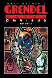 img - for Matt Wagner's Grendel Tales Omnibus Volume 1 book / textbook / text book