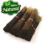 Bless-Frankincense-and-Myrrh 100%-natural-incense-sticks Handmade-hand-dipped The-best-woods-scent-500-Pack-(100×5)