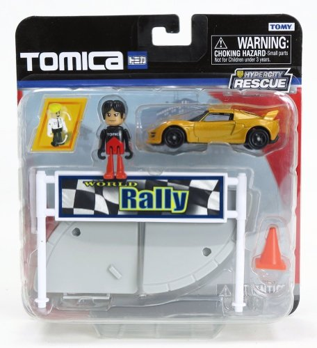 Tomica Diecast Yellow Lotus Exige S