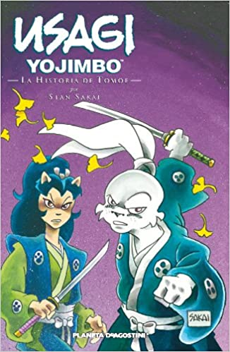 Usagi Yojimbo nº 22: La historia de Tomoe Independientes USA ...