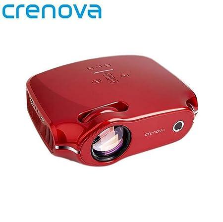 Proyector Android CRENOVA XPE498 Mini WiFi teléfono móvil ...