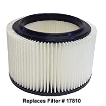 Craftsman 3 & 4 gal. Replacement Filter by Kopach