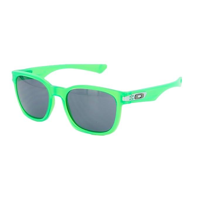 Oakley Gafas de Sol 9175SUN917518 Verde: Amazon.es: Ropa y ...