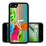Liili Premium Apple iPhone 7 Aluminum Backplate Bumper Snap Case iPhone7 toys for childrens sandboxes against the sea and the beach 28412835