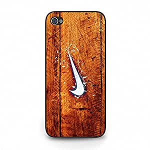 """""""Just Do It"""" Vintage Fashion Nike Logo Cell Phone Case Fine Cover Case for Iphone 5c Nike Pattern"""