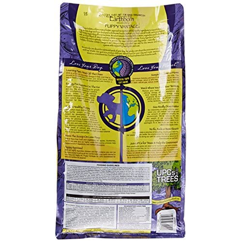Outlet Wells Earthborn Holistic Puppy Vantage Natural Puppy Food 5