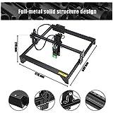 Desktop Laser Engraver 20W 41 X 40 cm Upgraded CNC