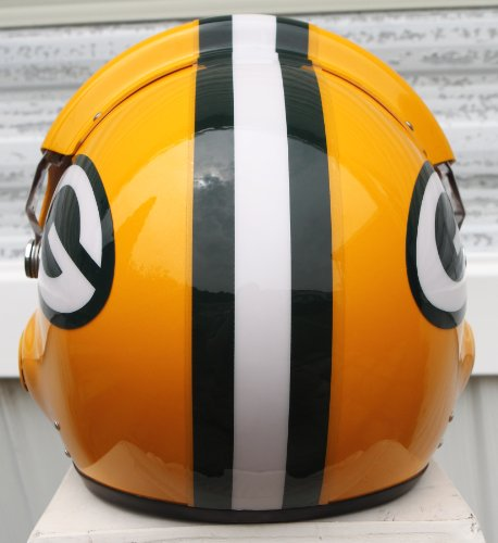 Green Bay Packers Motorcycle Helmets Green Bay Packers Fighter