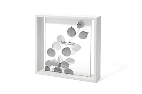Amazon.com - Swing Design Element Picture Frame, 8 by 10-Inch, White ...