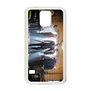 FLYBAI Kingsman The Secret Service Phone Case For Samsung Galaxy S5 i9600 [Pattern-3]