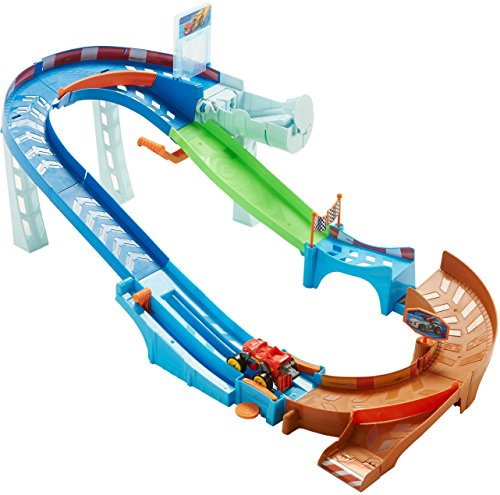 Flip Track - Fisher-Price Nickelodeon Blaze & The Monster Machines, Flip & Race Speedway