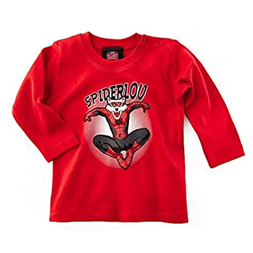 Lou Rugby T-Shirt Spider Lou ML - Taille : 6-12 Mois aRopMM3WCj
