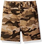 Carhartt Boys' Shorts, Tan Camo, 12M