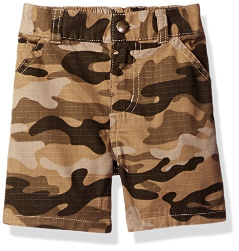Tan Boys Shorts - 7