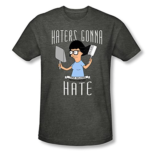 Bobs Burgers Haters Gonna T Shirt