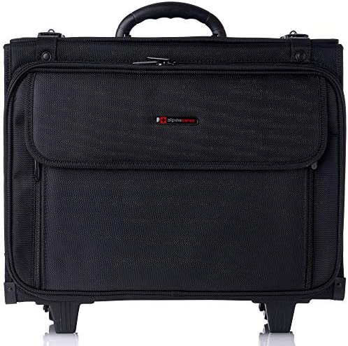 Alpine Swiss Rolling Briefcase Catalog