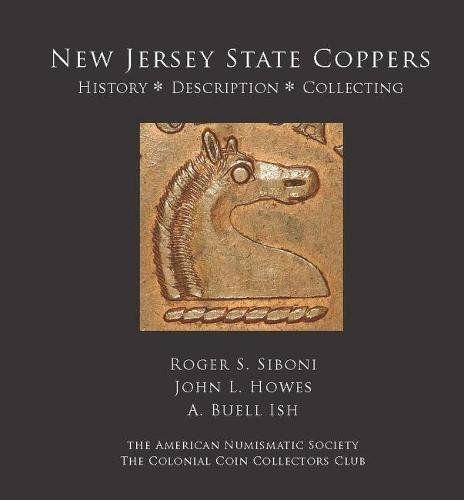 Antique New Jersey (New Jersey State Coppers)