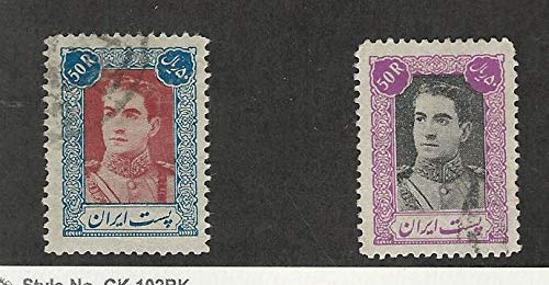 Middle East, Postage Stamp, 906-907 Used, 1942, JFZ