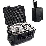 Blurex Rugged Hard Case For DJI Phantom 3 Advanced & DJI Phantom 3 Professional Quadcopter Drone