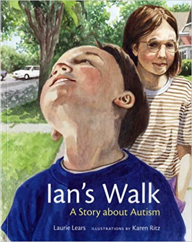 Ians Walk: A Story About Autism - Popular Autism Related Book