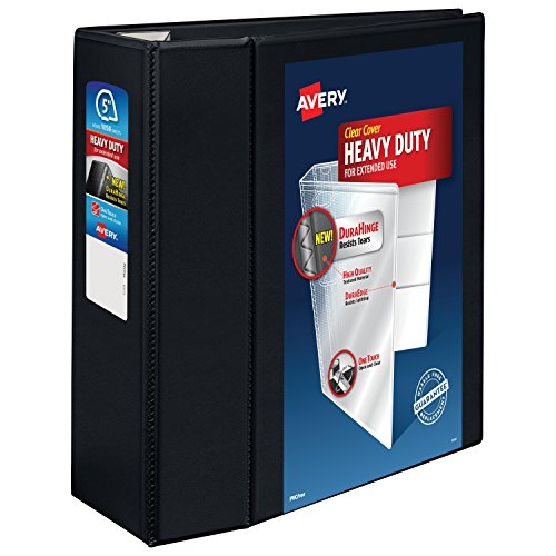 Avery Heavy Duty Reference Binder 79606