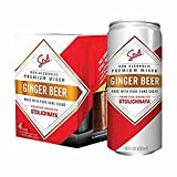 non alcoholic ginger beer - Stoli Ginger Beer Moscow Mule Non-Alcoholic Beverage 4pack 12oz (355ml)