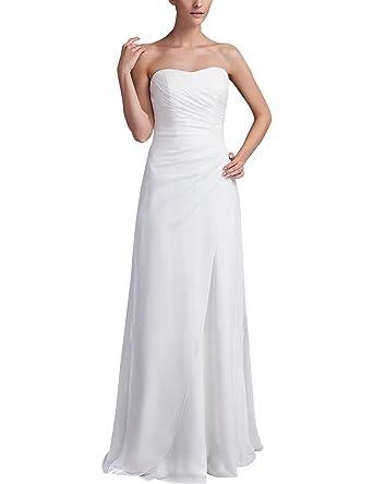 Brautkleider Hochzeitskleider A-Line Prinzessin Mantel Spalte ...
