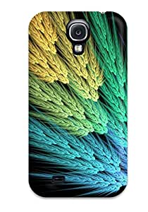 Shock-dirt Proof Fractal Abstract Other Case Cover For Galaxy S4