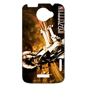 Attention! Popular Rock Band Led Zeppelin HTC one x Case Cover-Best Protective Hard Plastic Cover